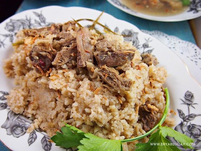 Resepi Nasi Daging Kedah