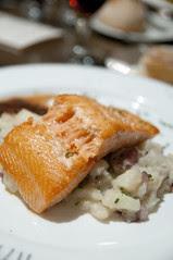 King Salmon, , Uraban Tavern, Hilton San Francico