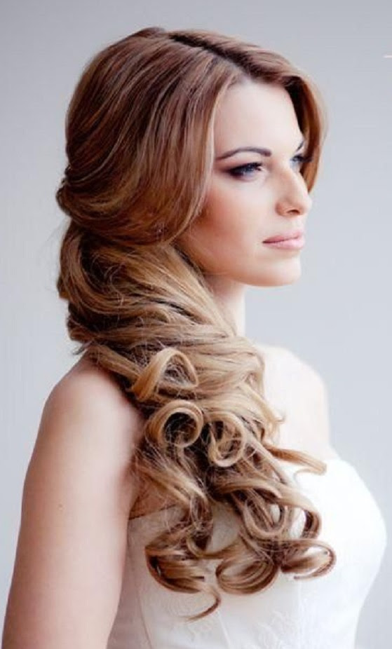 Most Delightful Prom  Hairstyle  for Long  Hair  in 2019 The
