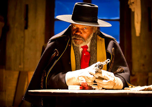 "THE HATEFUL EIGHT Review: ""Western Pain"""