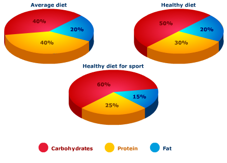 Necessary Carbs and Fats for Post-Op Breakdown of Proteins ...