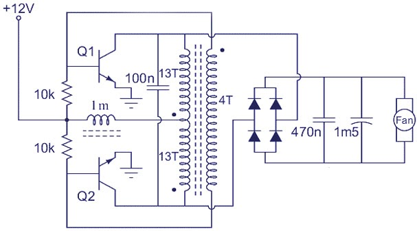 Infrared Sensor Circuit Is Very Simple And Straight Forward