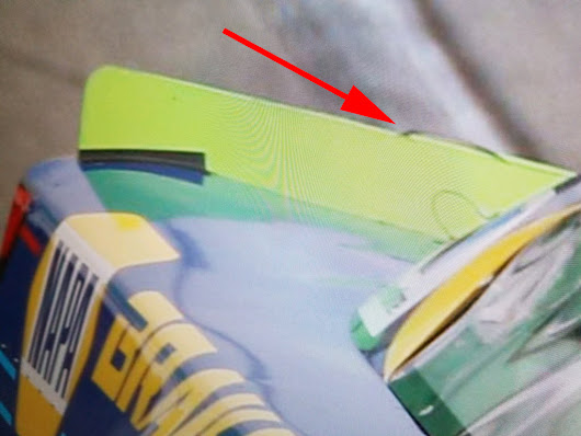 Chase Elliott rear spoiler tape results in L1 penalty - Racing News