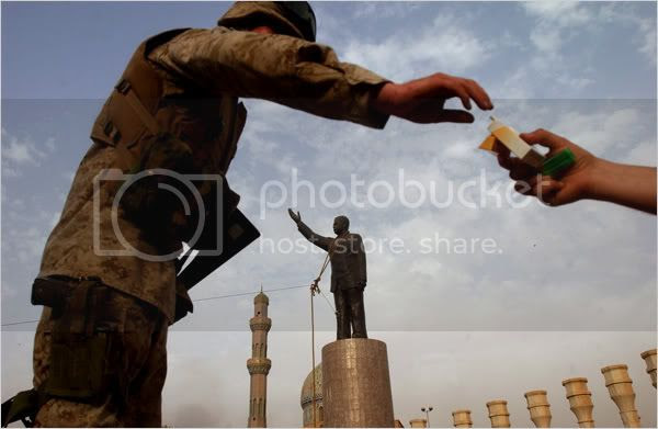 American Power in Iraq