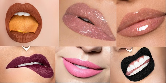 Types of Lipstick You should know!