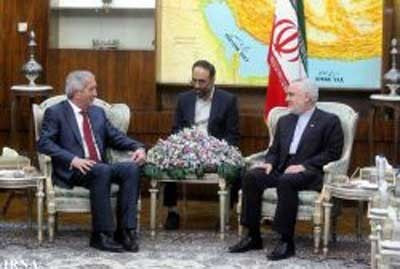 Syrian oil ministry official meets with representative of the Islamic Republic of Iran foreign ministry. Syria has been subjected to a US-led war of regime change resulting in the deaths of thousands. by Pan-African News Wire File Photos