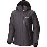 Columbia Women's Alpine Action Omni-Heat Jacket - 1X - Black