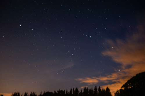 Night sky by CErixsson