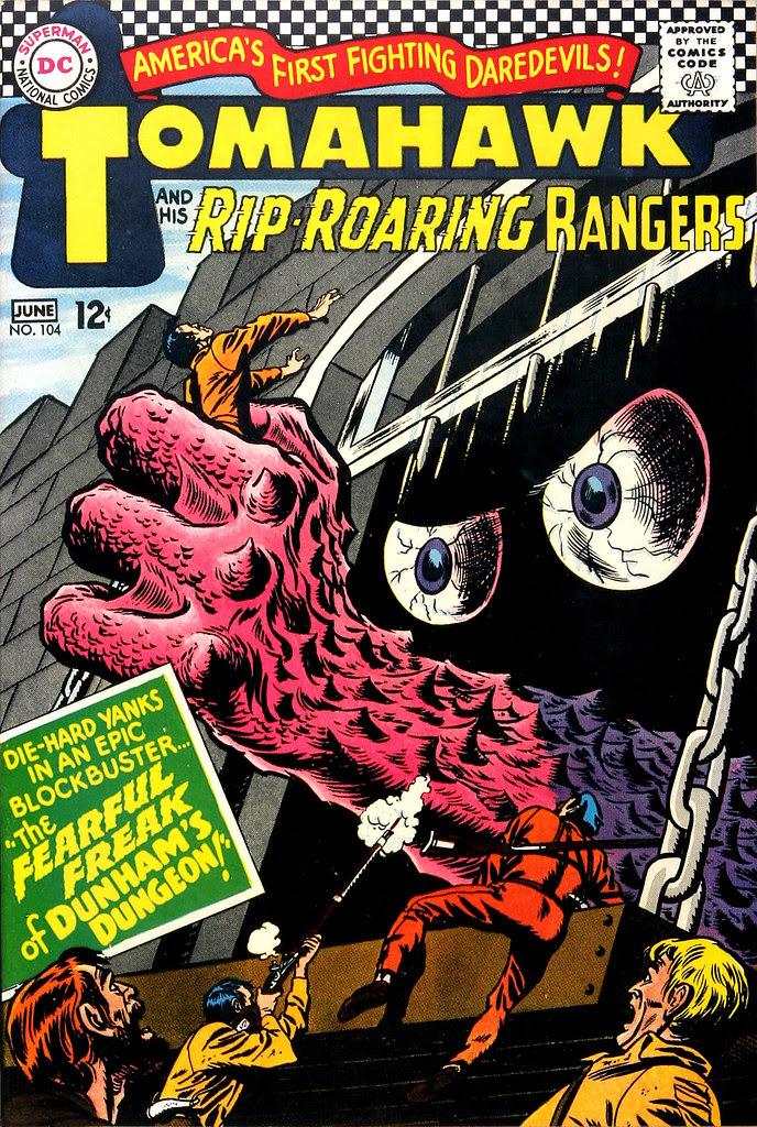 Tomahawk #104 (DC, 1966)