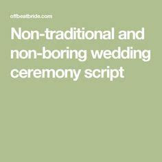 Wedding Script Ideas and Examples   Wedding Readings