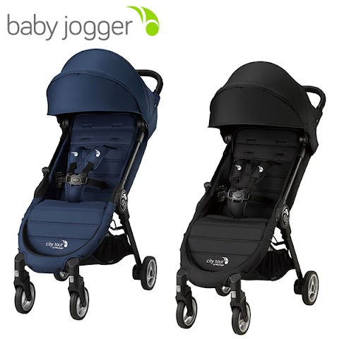 Story with Stroller Baby Jogger City Tour