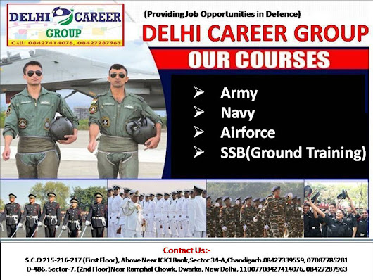 Career Opportunities in Defence through NDA Entrance Exam 2017-2018