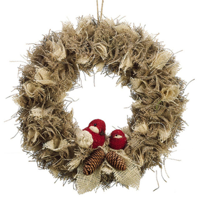 Rustic Holiday Decorations Design Ideas, Pictures, Remodel and Decor