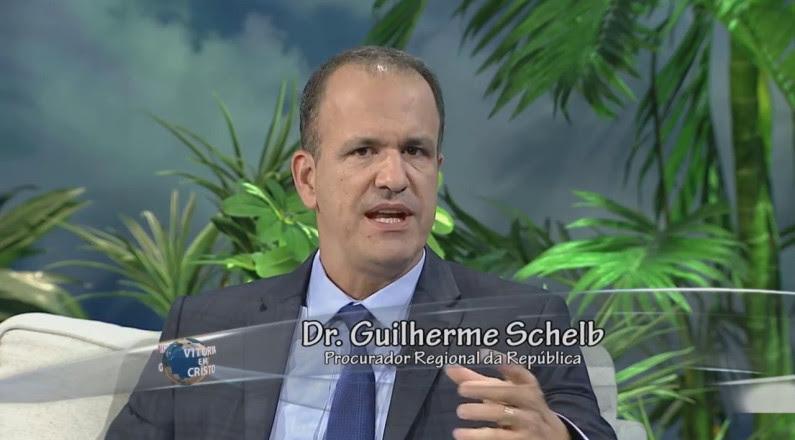Pr. Silas Malafaia - Entrevista com o Procurador da República Guilherme Schelb