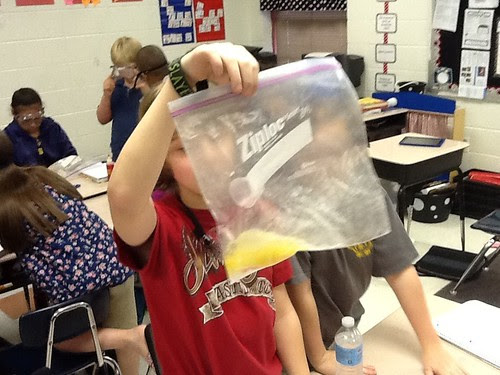 Our chemical change
