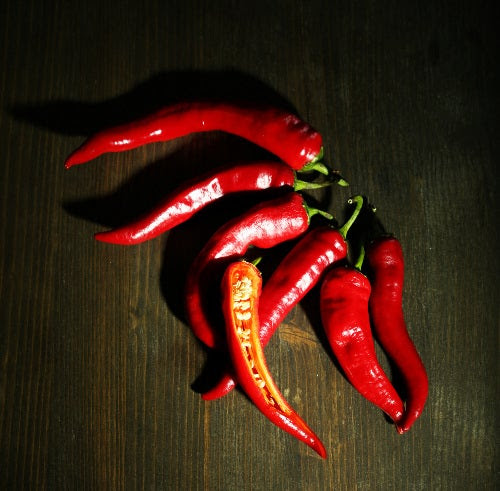 Pimentas para queimar gordura