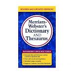 Merriam - Webster Inc. MW-8637 Merriam Websters Dictionary &