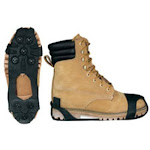 Imperial 88122 Grip X Ice Walking Footwear, Xl