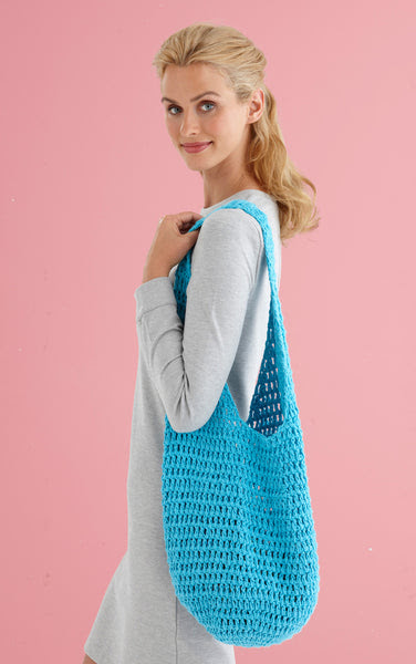 4 Ball Market Bag (Crochet)
