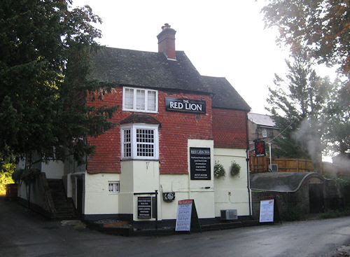 red lion :: england #1