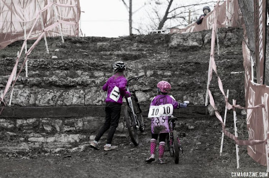 Perseverance: Two Junior 9-10 Women Racers' One-Lap, Muddy Adventure | Page 10