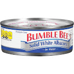 Bumble Bee Solid White Tuna 5 oz