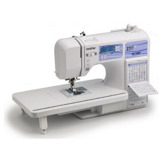 Brother HC1850 Sewing Machine Review