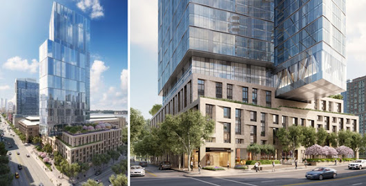 These were the 10 largest NYC developments to open in 2017