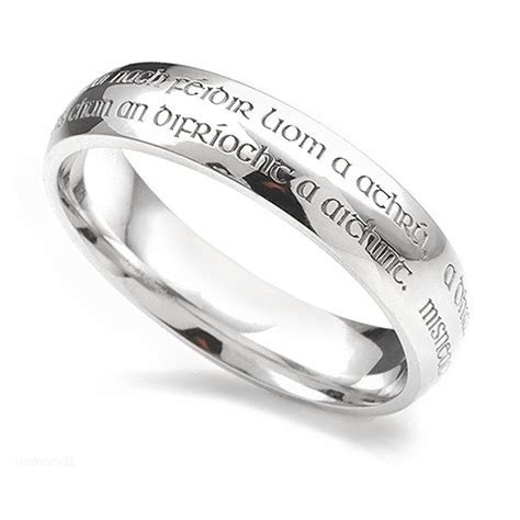 Script Rings   What Does Your Engraving Say About You?