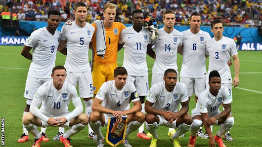 England Suffer Maladaptive Syndrome in Manaus