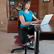 Soul Seat - Ergonomic yoga chair designed to end chronic pain at work