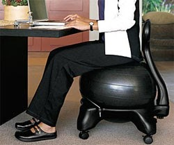 interior design ideas for home decor yoga ball chair base