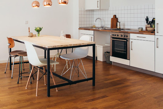 Kitchen Floors | Best Kitchen Flooring Materials | HouseLogic