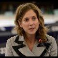 Marina Albiol, portavoz de Izquierda Unida en la Comisión Europea
