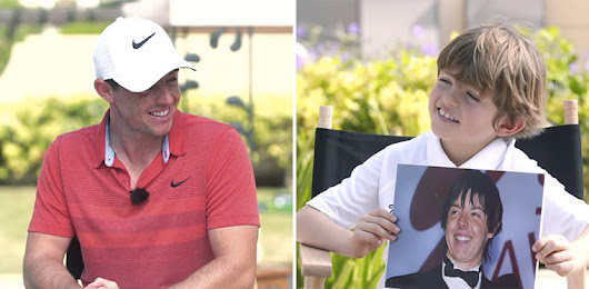 The Best Rory McIlroy Interview That You Will (Probably) Ever See [Video]