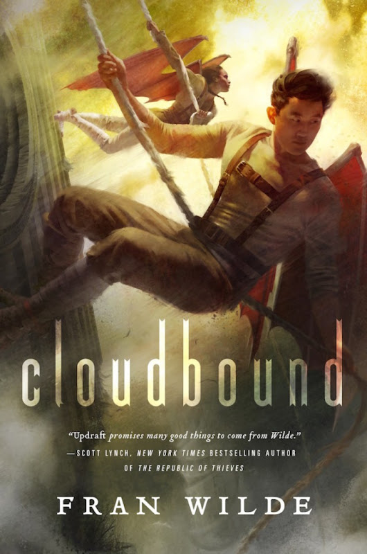 Book Review: Cloudbound by Fran Wilde