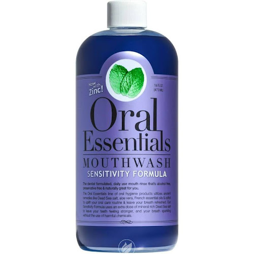 Oral Essentials Mouthwash Sensitivity - 16 fl oz
