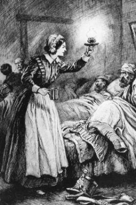 Florence Nightingale Google Doodle The Lady And The Lamp