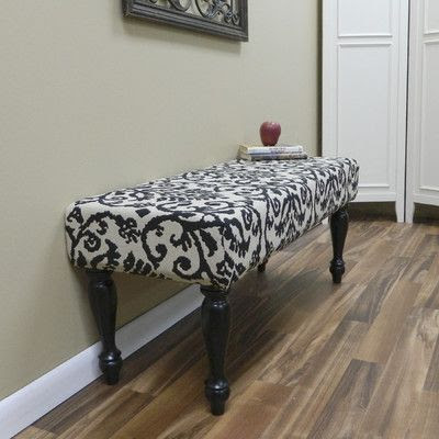 Carolina Cottage Romance Upholstered Entryway    Accessories for t…