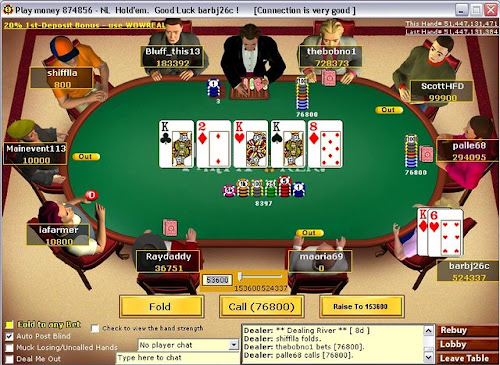 Does It Possible For Online Poker Cheating - EYE MARKED CARDS