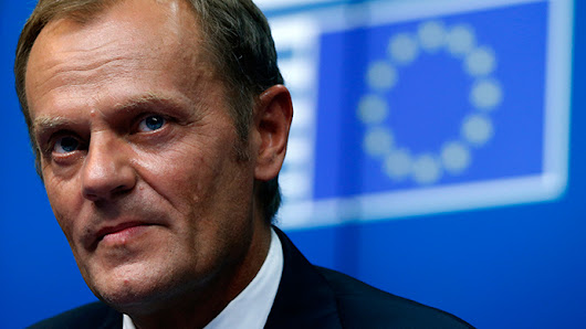 Mr Tusk goes to Brussels - but can he save the EU?