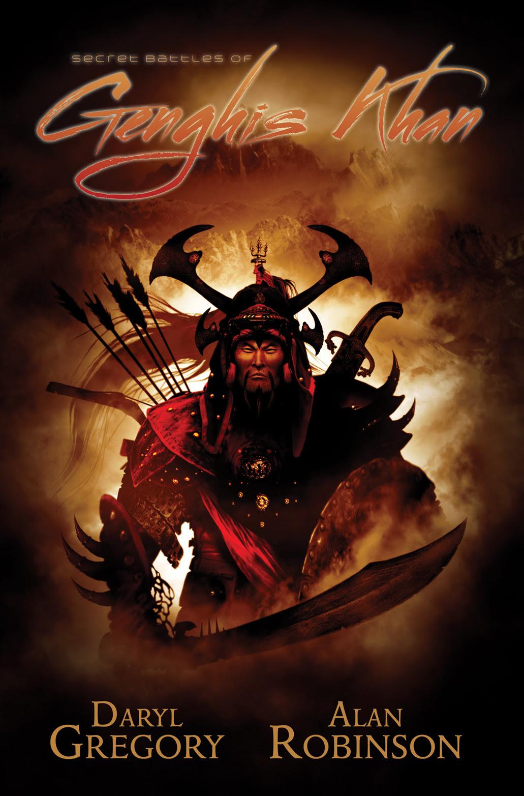 [Genghis Khan Cover Image]