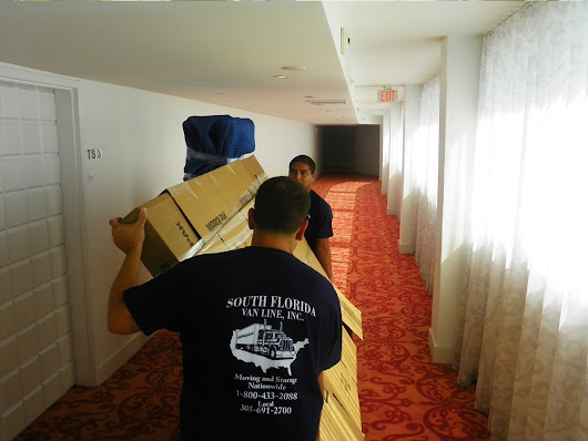 Moving Companies Miami | South Florida Van Lines | Free Moving Quotes