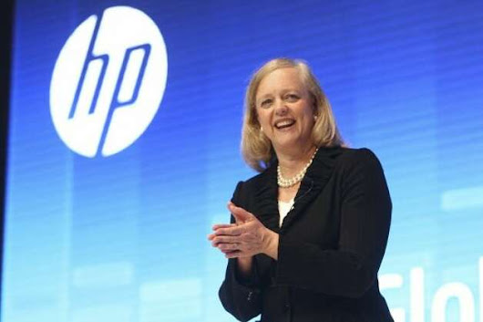 Hewlett-Packard to split into 2 businesses