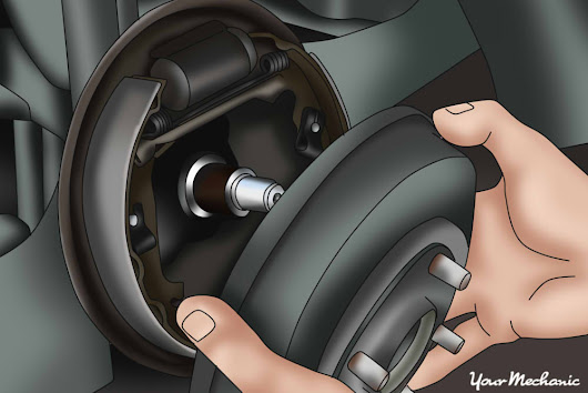 How to Replace Drum Brakes | YourMechanic Advice