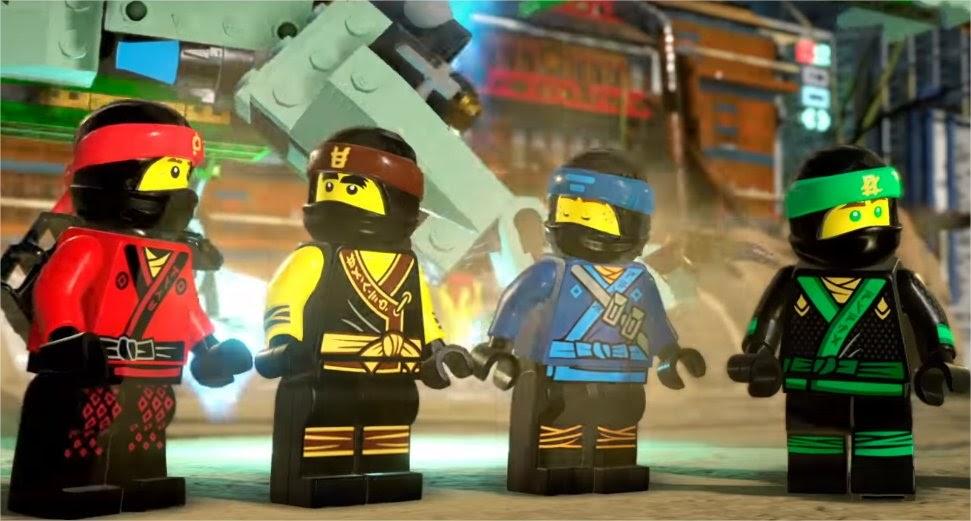 Jegeekjeplay switch trailer de lancement de lego - Jeu lego ninjago gratuit ...