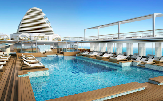 Regent Seven Seas Explorer - New Luxury Cruise Ship