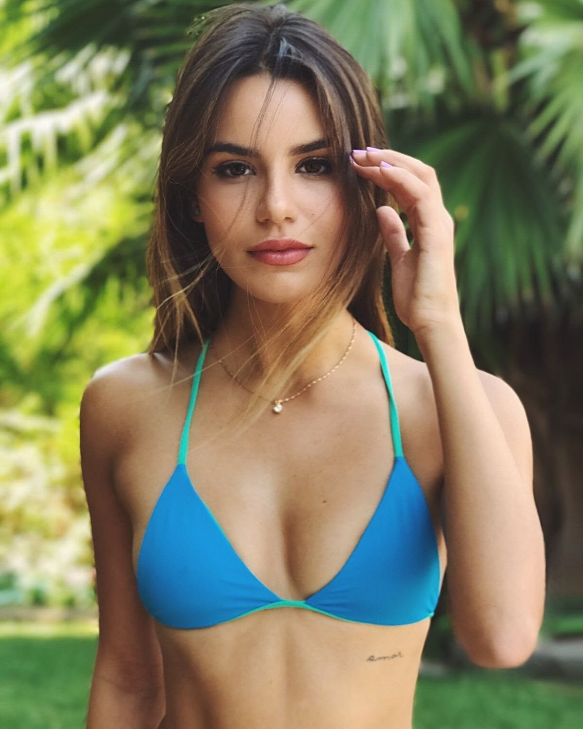 MADISON REED in Bikini Top, 06/25/2017 Instagram Picture