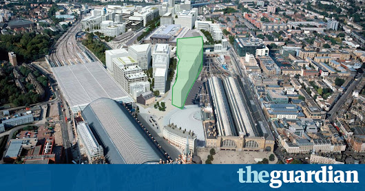 Google commits to massive new London HQ | Technology | The Guardian