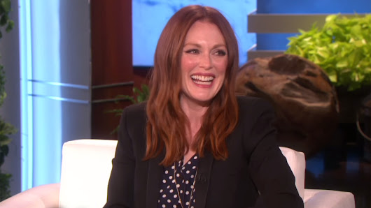 Julianne Moore reveals why she hides in summer: Behold her 'frizzy' hair!